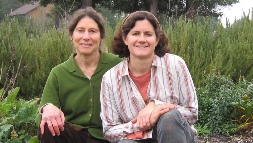Wendy Krupnick and Sarah McCamant